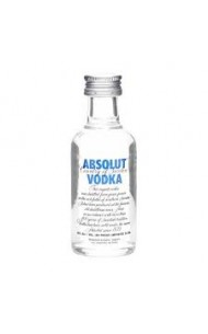 Absolut Blue 50ml.